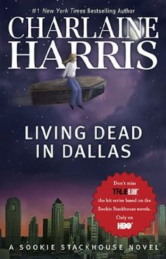 Living Dead in Dallas by Charlaine Harris.