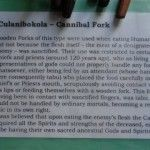 Description of the Cannibal Fork