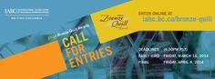 IABC / BC Bronze Quill Awards - Facebook Cover Image Ad