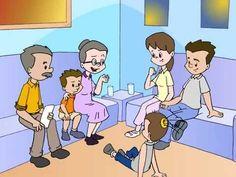 Respeto a los demás y a sí mismos. Ganadora de festivales en animación. Es una historia para niños y sus padres acerca de la importancia del respeto a los demás y a sí mismos. Es parte de un programa educativo sobre bienestar compuesto de varias viñetas