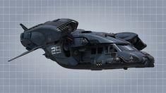 Atmospheric personel carrier., Vitaliy vostokov on ArtStation at http://www.artstation.com/artwork/atmospheric-personel-carrier