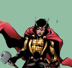 I was worthy: part one Loki Agent of Asgard