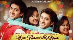 Aur Pyaar Ho Gaya 17th April 2014 - Zee Tv  Aur Pyaar Ho Gaya 17 April 2014 - Zee Tv Channel watch latest episode 17/4/2014 with Justdramaz.com online