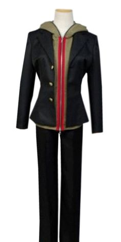 CosEnter Anime Dangan Ronpa Makoto Naegi Cosplay Costume Outfits ** For more information, visit image link.