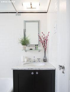 Elinor And Joelu0027s Park Slope Bathroom Renovation   Homeowner Guest Post