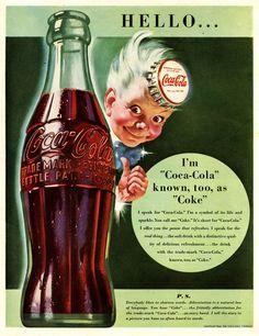 """Items similar to Vintage 1942 Coca Cola Coke featuring """"COKE"""" soda pop Ad Poster 16 X 24 Fine Art Print Giclee on Etsy Propaganda Coca Cola, Coca Cola Poster, Coca Cola Ad, Always Coca Cola, World Of Coca Cola, Pepsi, Coca Cola Vintage, Vintage Advertisements, Vintage Ads"""