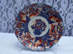 Hey, I found this really awesome Etsy listing at https://www.etsy.com/listing/398315825/antique-japanese-imari-porcelain-plate