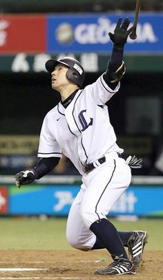 Sumitani's HUGE day at the plate leads Lions past Buffaloes: Ginjiroh Sumitani goes 2-3 with a 3-run dinger and a walk in 4 plate appearances, and drives in 5 runs at Seibu Dome on Tuesday, April 16, 2013.