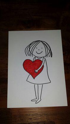 Jabbertje hart