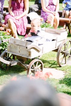 Wedding wagon Weddings Pinterest Wedding wagons Weddings and