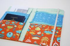 Quality Sewing Tutorials: Travel Organizer tutorial by Thimble