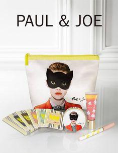 Paul and Joe Holiday 2015 Makeup Sets