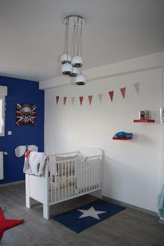 Boys bedroom - usa - patriotique - chambre garçon américain