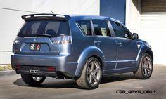 Concept Flashback – 2006 Mitsubishi EvoLander