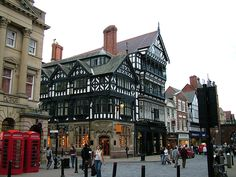 Guide To Chester in Cheshire http://www.rooferschester.net/guide-chester-cheshire/ #Chester  The city of Chester in the north-west of England is an excellent place to visit. Read our guide the of interesting things to see and do.  Roofers Chester  74 Cambrian View Whipcord Lane Chester Cheshire CH1 4DF  01244 470237  info@rooferschester.net  http://www.rooferschester.net