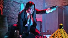 John Wick 3 destrona a Avengers End Game en taquilla Keanu Reeves, John Wick, Action Film, Action Movies, Brad Pitt, V Model, Four Movie, Avengers Pictures, Love Scenes