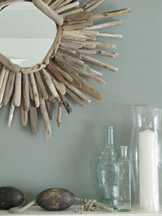 Among my virtually all favourite assignments ever possesses happen to be the driftwood mirror I built a few years again. Well, I have just lately added extra drif...