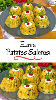 Ezme Patates Salatası (videolu) Tarifi nasıl yapılır? 9.975 kişinin defterindeki bu tarifin resimli anlatımı ve deneyenlerin fotoğrafları burada. Yazar: Alplerinmutfağı