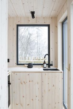 Scandinavian Cabin, Tenerife, Interior Inspiration, Tiny House, Beautiful Homes, Living Spaces, Sweet Home, New Homes, Cottage