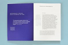 "Catalog ""Editoria"" by Atelier Martino&Jaña, via Behance"