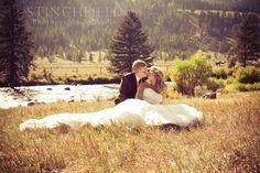 Stinchfield Photography & Studio: Zach & Dawn / Summer Wedding 320 Ranch / Montana Wedding Photographer