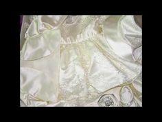 TRUSOURI BOTEZ-COMPLEURI BOTEZ-ROCHITE BOTEZ Baptism Clothes, Baptism Outfit, Lace Shorts, White Shorts, Women, Fashion, Layette, Moda, Christening Outfit