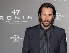 Keanu Reeves -   '47 Ronin' Hotel Bayerischer Hof January 17