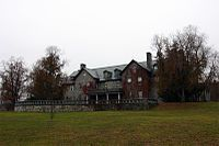 "Bennington College, Vermont - Students in the Jennings Hall music studies facility have reported hearing voices and footsteps, particularly after dark. It was the inspiration for the Shirley Jackson novel ""The Haunting of Hill House"""
