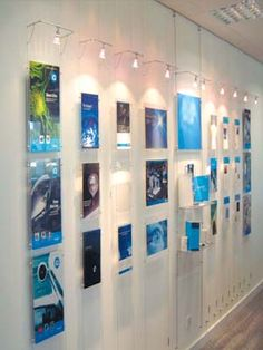 Brandstand NZ - Cable Wall Mounted Poster Display