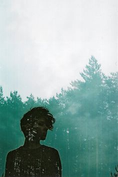 Double exposure beauty from Liam Hart's portfolio! via Flickr