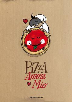 Pizza Amore Mio - ©Federico Mariani