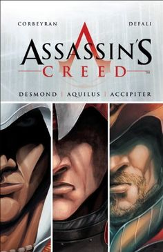 Assassin's Creed - The Ankh of Isis Trilogy/Eric Corbeyran
