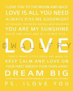Cute sayings all in one