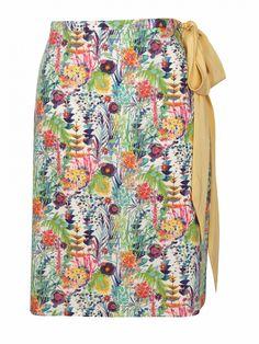 Avoca Sundance Liberty Fabric Skirt