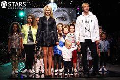 Стильно и ярко: на «Неделе Моды в Москве» состоялся очередной показ Яны Рудковской и Евгения Плющенко