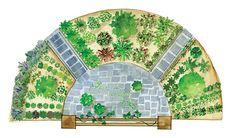 Debra Prinzing's Edible Cutting Garden #edibles #ediblegarden