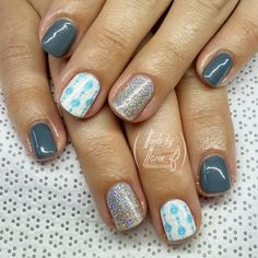 Gel polish with @uberchicbeauty stamping double stamping.  #nails #nailedit #nailstoinspire #nailsdone #nailart #nailsalon #nailsbymarieb #nailforyummies #naildesign #nailsoftheweek #nailpolish #nailstyle #nail shop #NailsNailsNails #Nailsaddict #gelpolish #nailprodigy #shortnails #scra2ch #uberchicbeauty by nailsbymarieb