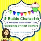 The 10 IB Learner Profile Attribute posters with cupcakes can be displayed in your classroom. Students can refer to these Character Traits througho...