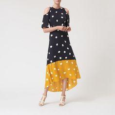 Leia Silk Dress | Dresses | Clothing | New Arrivals | Collections | L.K.Bennett, London