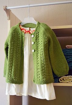 Ravelry: Project Gallery for Sunday Sweater pattern by Ginny Sheller