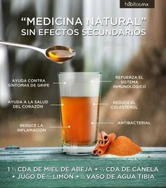 """MEDICINA NATURAL"" SIN EFECTOS SECUNDARIOS.. súper bebida"