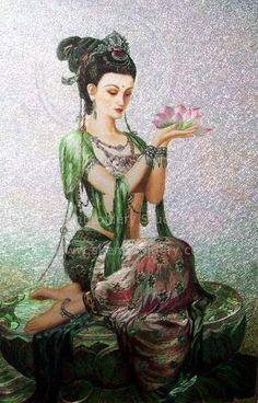 Chinese Suzhou embroidery art