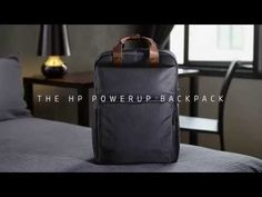 HP made a backpack that can recharge your laptop | The Verge
