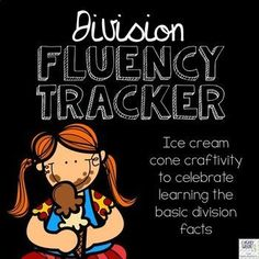 Basic fact fluency is an important component of any mathematics course.  This versatile craftivity can be used in a variety of ways to help your primary students practice their basic division facts in a fun and creative way.