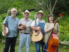 The Wolfe Brothers (Wolfe Bros.) play and sing traditional old-time music, and their repertoire includes some original material as well. The members of the group include Jerry Correll, Dale Morris, Casey Hash, and Donna Correll. All members live in the Elk Creek Valley of Grayson County, Virginia.