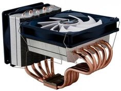 Disipador con ventilador CPU