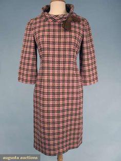Dress    Geoffrey Beene, 1960s    Augusta Auctions