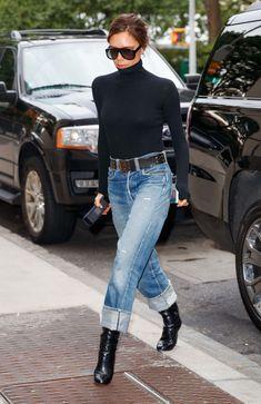 Las botas favoritas de Victoria Beckham