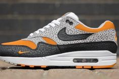 The size? Exclusive Nike Air Max 1 Safari Releases This Weekend