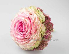 composite wedding bouquet - rosamelia from Svetlana Lunin #glamelia #rosamelia